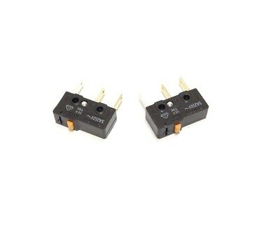 2 x Pool Valve Actuator Micro Switch Replacement For Pentair Compool CVA 24