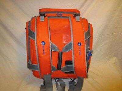 Plano Trauma Bag Large 911200 Orange EMT R&B Iron Duck LA Rescue Ferno Dyna Med