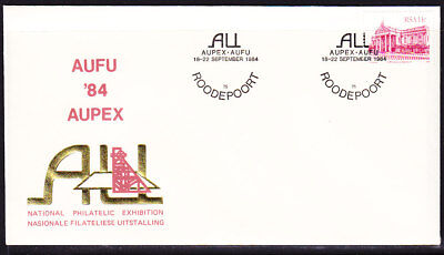 South Africa 1984 AUFU Exhibition  First Day Cover