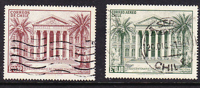 Chile 1961 National Congress  set Used