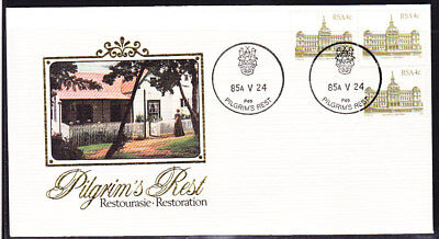 South Africa 1985 Pilgrims Rest  First Day Cover