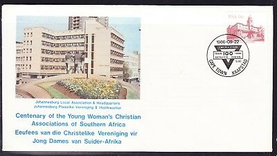 South Africa 1986 Y.W.C.A  First Day Cover