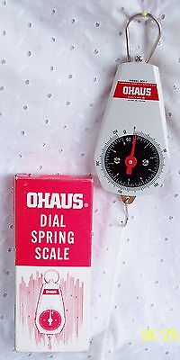 Ohaus  Dial Spring Scale = 250 Gm -Model 8011 - New