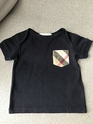 burberry baby boy 👶🏻💙 6M 100% authentic excellent condition
