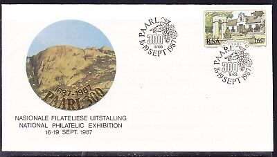 South Africa 1987 National Philatelic Exhibition First Day Cover