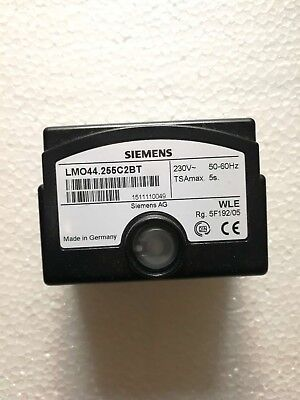 LMO44.255C2BT SIEMENS BALTUR Control Box Double Paragraph Light Oil Machine Part
