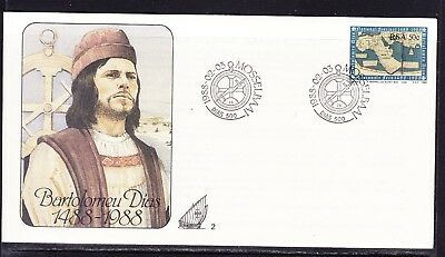South Africa 1988 Bartolomeau Diaz   First Day Cover #2