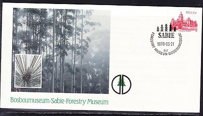 South Africa 1988 Sabie Forestry Museum  First Day Cover