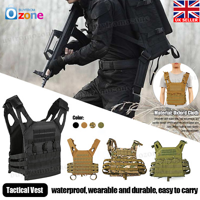 Hunting Tactical Accessoris Carrier Vest Rig Paintball Gear Loading Bear Vests
