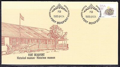 South Africa 1989 Fort Beaufort Museum  First Day Cover
