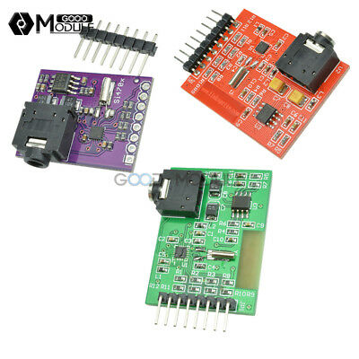 BREAKOUT BOARD SI4703 FM RDS Tuner For AVR ARM PIC Arduino