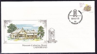 South Africa 1989 Ladybrand Museum  First Day Cover