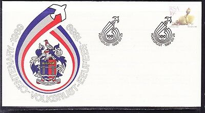 South Africa 1989 Volksrust Centenary First Day Cover