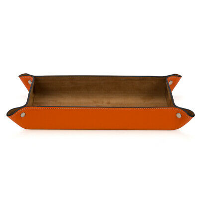 NEW Midipy Rectangle Tray Orange