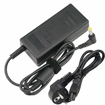 Universal AC/DC Power Supply Adapter Netzteil für PC LCD monitor TV 12V 5A 60W