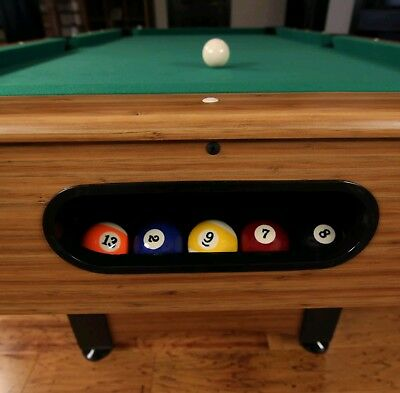 MASSE POOL TABLE PicClick - Masse pool table