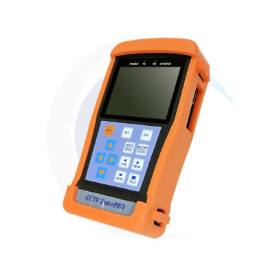 """3.5""""TFT LCD OSD Menu RJ45 RS422 RS485 Hand Held tester touch  PTZ Control"""