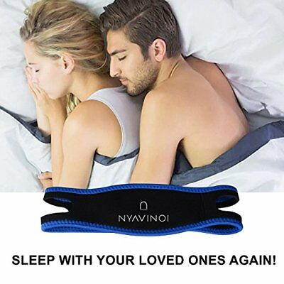 Anti Snoring Chin Strap - Snoring Solution - Anti Snoring Device