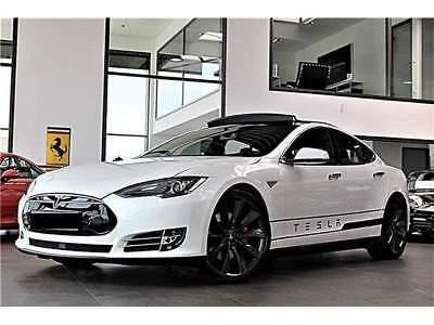 "Tesla Model S Performance 90D Allrad ""LUDICROUS"" 772PS"