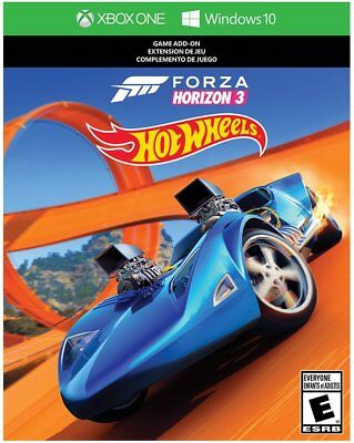 Forza Horizon 3 Hot Wheels [Windows|Xbox One [Digital] NO EMAIL DELIVERY NEW