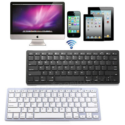 "US X6 Wireless Bluetooth Keyboard For Apple iPad 6th Gen 9.7"" 2018 A1893 A1954"