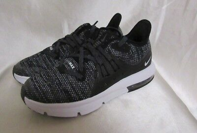 BOY`S NIKE AIR Max Sequent 3(Gs) Athletic Sneakers Size 4Y New ... 7156569b8