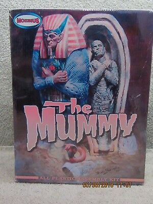 Moebius Models The Mummy Model Kit  LONG SOLD OUT LARGE KIT FACTORY SEALED NOS