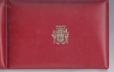 1970 Coins of Jamamica uncirculated 6 coins