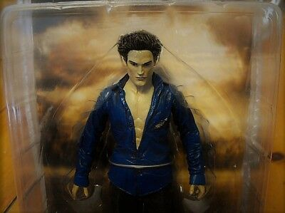 the twilight saga a new moon figure Edward sparkly skin vampire new in box