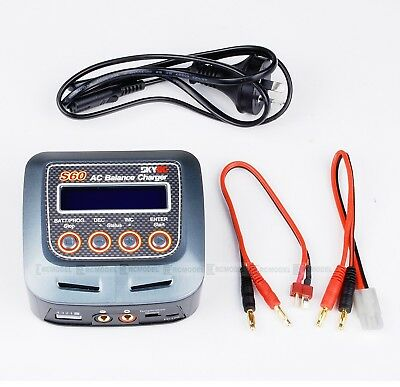 SkyRC 60w/6A s60 charger.  Brand new. Lipo battery charger PERTH. FREE POST.