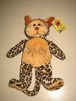 Beanie Kids Vintage Spotty (Must Have For Collection) Rare