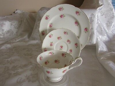 The Foley China-Made in England Vintage Trio