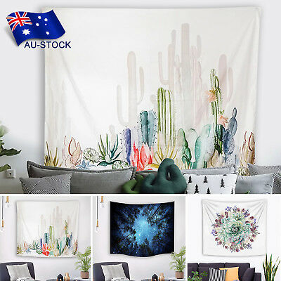 Starry Sky Tapestry Wall Hanging Beach Towel Wall Blanket Sofa Cover Home Decor