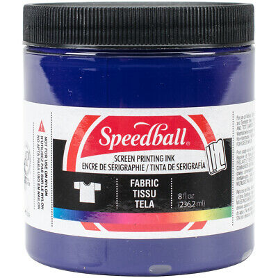 Speedball Art Products Speedball Fabric Screen Printing Ink 8oz-Violet (2Pk)