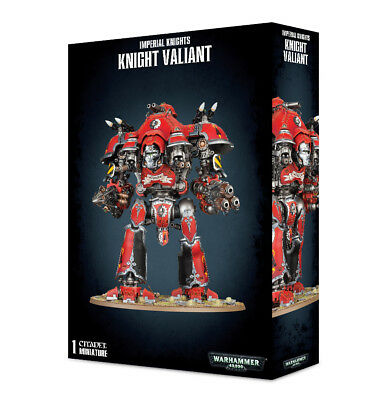 Imperial Knight Valiant, Imperial Knights, Warhammer 40k, Games Workshop