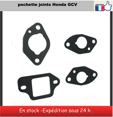 pochette joints joint carburateur Honda GC135 GC160 GC190 GCV135 GCV160 GCV 190