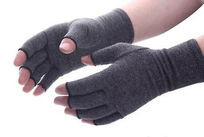 Arthritis Compression Gloves Pain Relief Tunnel Circulation Carpal Hand Support