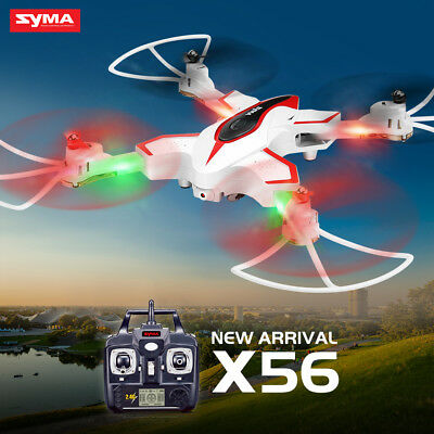 Syma X20-S Single Hand Control RC Drone Mini Pocket Quadcopter Indoor Helicopter