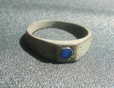 Ancient bronze ring 19th century