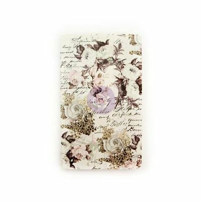 PRIMA MARKETING Notebook Inserts Personal Size - Floral & Script