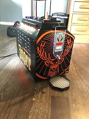 Jagermeister Tap Machine Mod. J99 3 Bottle with LED lighting