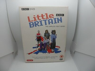 Little Britain - The Complete First Series (DVD, 2005, 2-Disc Set) LOC # B71