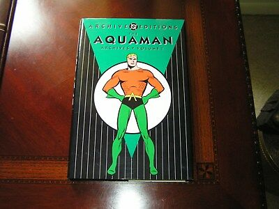 DC Archives - Aquaman - Volume 1 First Printing
