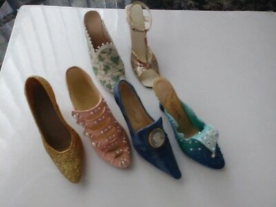 Lot Of 6 Just The Right Shoe
