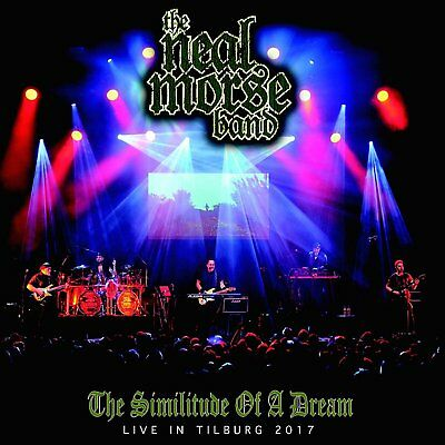 The Neal Morse Band - The Similitude Of A Dream Live In Tilburg 2017  4 Dvd Neuf