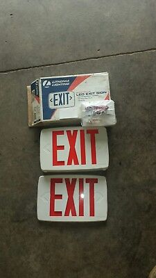 lithonia led exit sign quantum series LQM