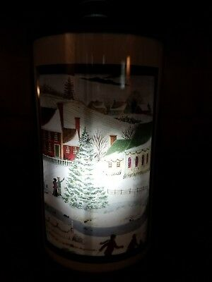 PartyLite EXPRESS IT Christmas votive luminary