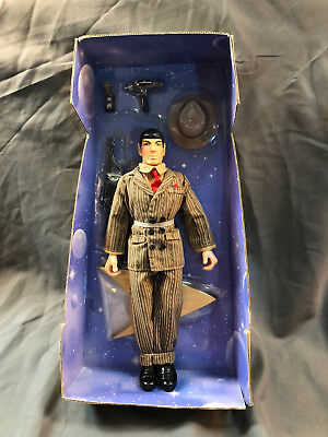"1999 Playmates Star Trek 9""  Commander Spock A Piece of the Action"