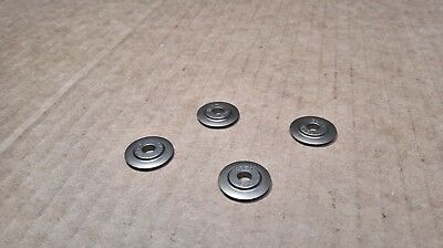 NEW Lot of 4 / Reed 345T Replacement Wheels ~ Matches Ridgid 41317 / E3469