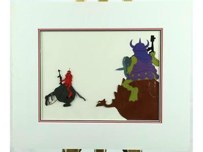 Necron 99 Animation Cel from Wizards Lot 473